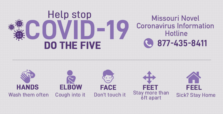 Helpstop COVID-19 - Do the five
